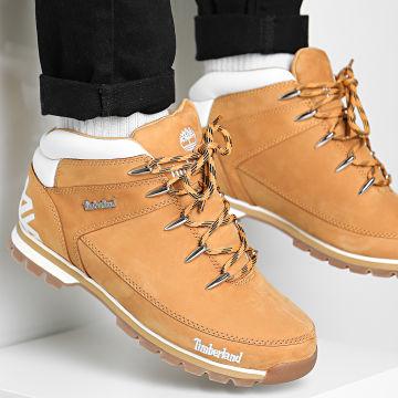 Timberland - Boots Euro Sprint Hiker 6235B Wheat Nubuck Camel