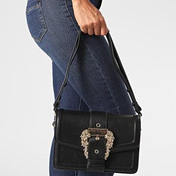 Versace Jeans Couture - Sac A Main Femme Linea F E1VZABF1 Noir Doré