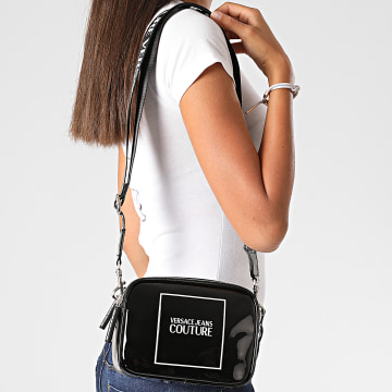 Versace Jeans Couture - Sac A Main Femme Linea H E1VZABH9 Noir