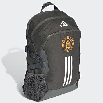 Adidas Performance - Sac A Dos Manchester United FC BP FS0155 Vert Kaki
