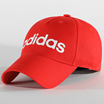 adidas - Casquette Daily GE1163 Rouge