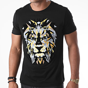 Antony Morato - Tee Shirt Grunge Wardrobe MMKS01887 Noir
