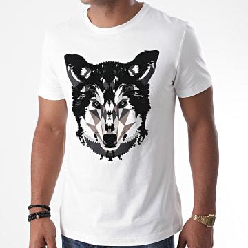 Antony Morato - Tee Shirt Sartorial Sport MMKS01878 Blanc