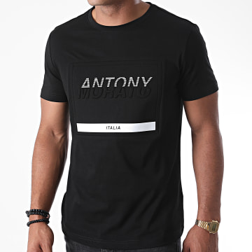 Antony Morato - Tee Shirt Basic MMKS01597 Noir