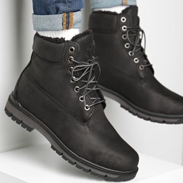 Timberland - Boots Radford WP Warm Lined A28HG Black Nubuck