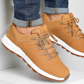 Timberland - Baskets Sprint Trekker Low A26D5 Wheat Nubuck