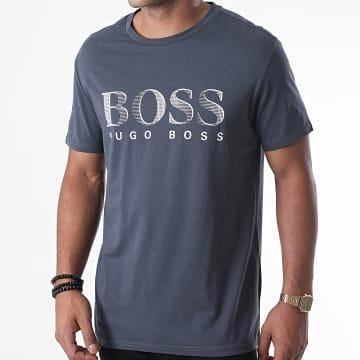 BOSS - Tee Shirt 50407774 Gris Anthracite