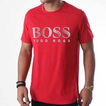 BOSS - Tee Shirt 50407774 Rouge