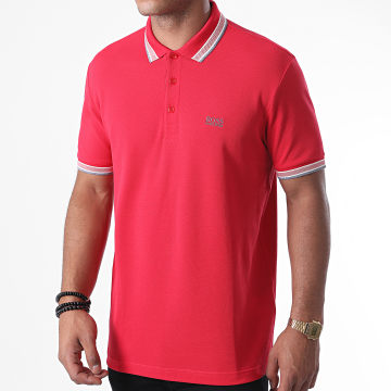 BOSS - Polo Manches Courtes Paddy 50398302 Rouge