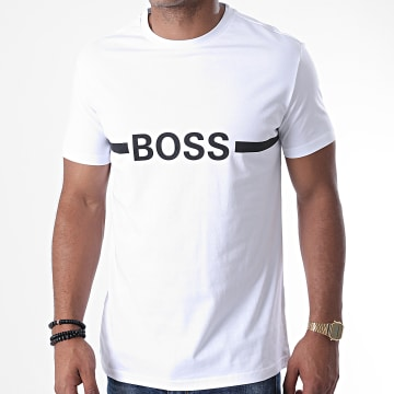 BOSS - Tee Shirt 50437367 Blanc