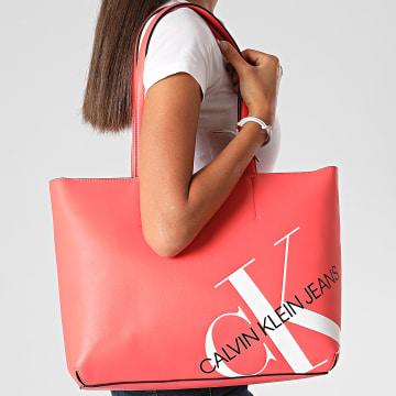 Calvin Klein - Sac A Main Femme Shopper 29 6859 Rose