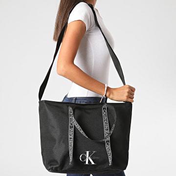 Calvin Klein - Sac A Main Femme Shopper 29 7095 Noir