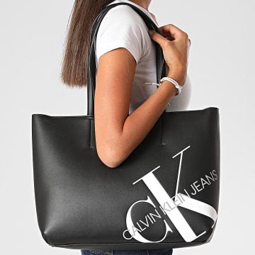Calvin Klein - Sac A Main Femme Shopper 29 6859 Noir