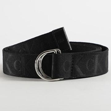 Calvin Klein - Ceinture Tape D-Ring 5862 Noir