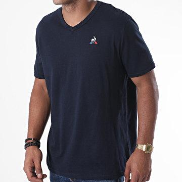 Le Coq Sportif - Tee Shirt Essentiels N2 1922037 Bleu Marine
