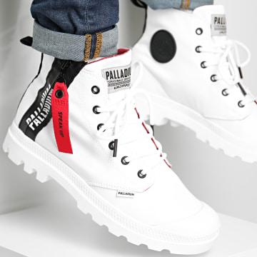 Palladium - Boots Pampa Unzipped 76443 White