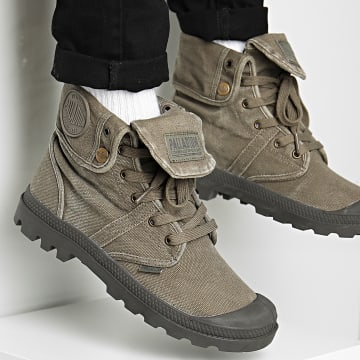Palladium - Boots Pallabrousse Baggy 02478 Major Brown