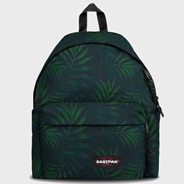Eastpak - Sac A Dos Padded Pak'r K620 Noir Vert Floral