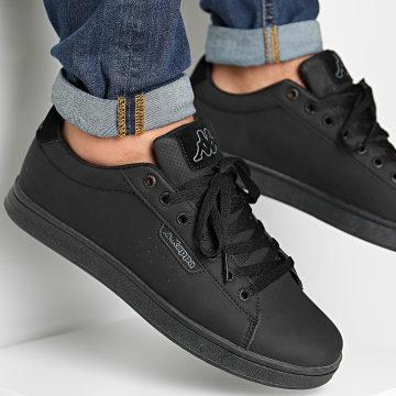 Kappa - Baskets Tchouri 3117LIW Black Dark Grey