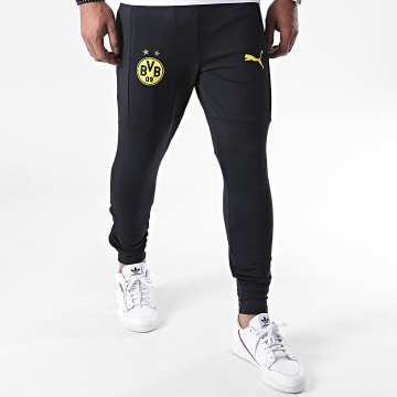 Puma - Pantalon Jogging BVB Training 757715 Noir