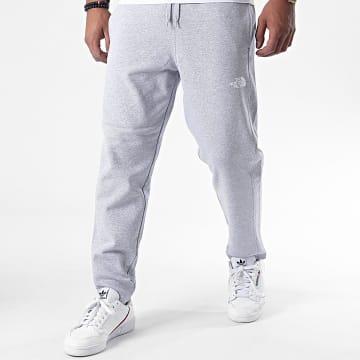 The North Face - Pantalon Jogging Standard A4M7LDYX1 Gris Chiné