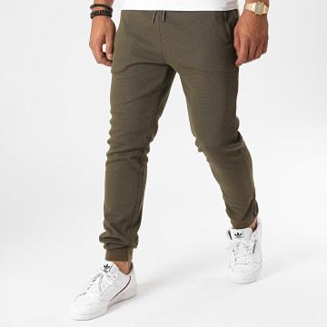 Celio - Pantalon Jogging Sojoggy Vert Kaki