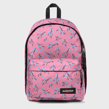 Eastpak - Sac A Dos Out Of Office K767 Rose Floral