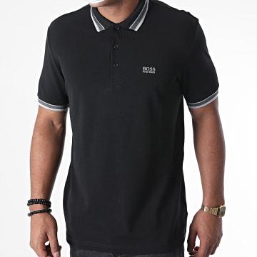 HUGO - Polo Manches Courtes Paddy 50398302 Noir