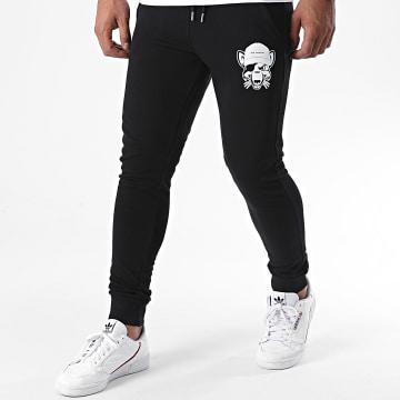 L'Allemand - Pantalon Jogging Rats Noir