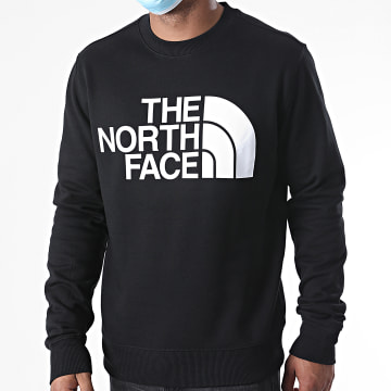The North Face - Sweat Crewneck Standard M7WJ Noir