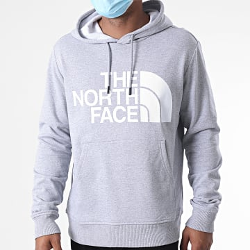 The North Face - Sweat Capuche Standard A3XYDDYX1 Gris Chiné
