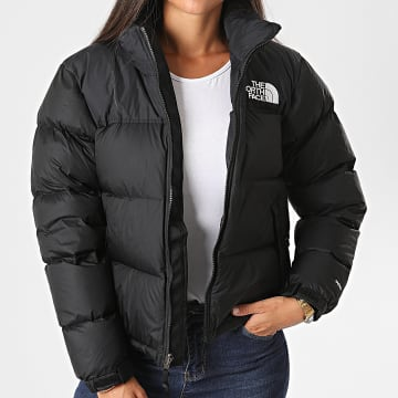 The North Face - Doudoune Femme 1996 Retro Nuptse XEOJ Noir