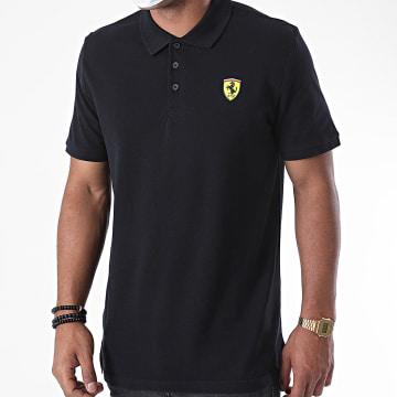 Ferrari - Polo Manches Courtes Classic 130181063 Noir