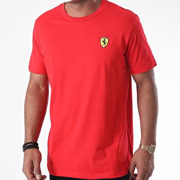 Ferrari - Tee Shirt Classic 130181065 Rouge