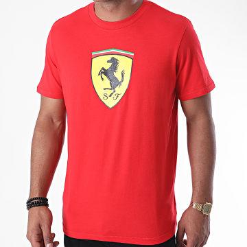 Ferrari - Tee Shirt Classic 130181066 Rouge