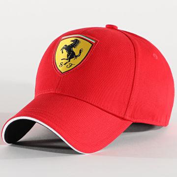 Ferrari - Casquette Classic 130181095 Rouge