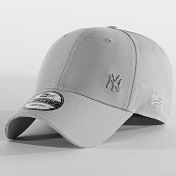 New Era - Casquette MLB 9Forty New York Yankees Logo 11198848 Gris