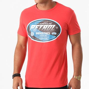 Petrol Industries - Tee Shirt M-3000-TSR600 Rouge