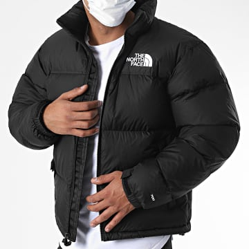The North Face - Doudoune 1996 Retro Nuptse C8DJ Noir