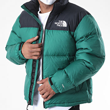 The North Face - Doudoune 1996 Retro Nuptse A3C8D Vert