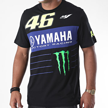 Yamaha - Tee Shirt YMMT396404 Noir