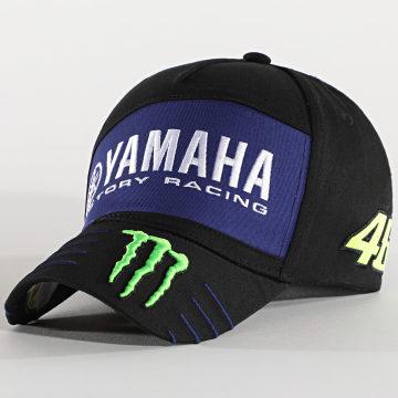 Yamaha - Casquette Power Line YMMCA396704 Noir