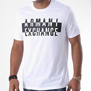 Armani Exchange - Tee Shirt 6HZTGD-ZJH4Z Blanc
