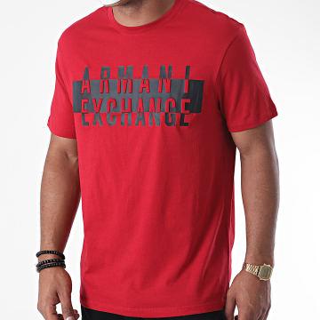 Armani Exchange - Tee Shirt 6HZTGD-ZJH4Z Rouge