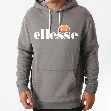 Ellesse - Sweat Capuche Gottero SHG0707 Gris Anthracite