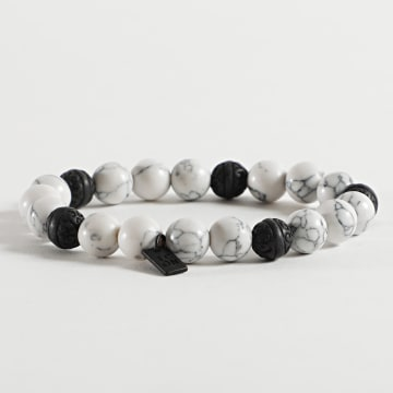 Icon Brand - Bracelet Monolith Blanc