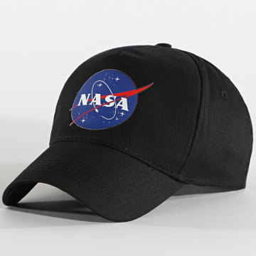 NASA - Casquette Basic Ball Noir
