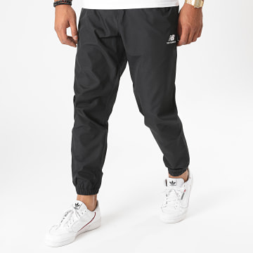 New Balance - Pantalon Jogging MP01502 Noir