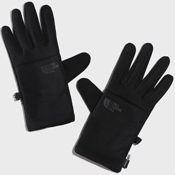 The North Face - Gants Etip Recycled A4SHA Noir