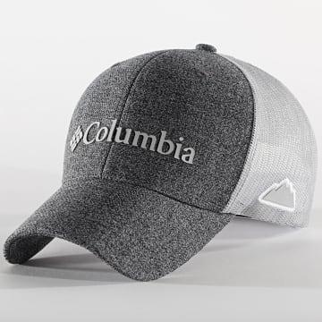 Columbia - Casquette Trucker Mesh Gris Chiné